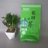 厂家专业定制铝箔复合袋 彩印风琴茶叶袋 小袋茶叶包装 防潮避光
