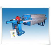 供应禹州市禹龙马牌630型油脂处理铸铁板框压滤机