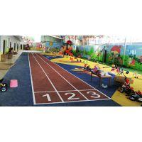 南宁幼儿园、店面PVC地板、石塑地板和硅PU铺装