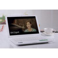 13.3寸笔记本电脑 超薄双核L70上网本批发 工厂直销