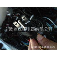 【企业集采】优质供应三芯UL认证美国标准两扁一圆电源线插头
