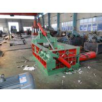 Y81-100废铁打包机 昆明金属打包机质量可靠