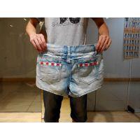 夏季爆款牛仔短裤休闲裤厂家直销低价批发一手货源