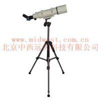 林格曼黑度计(数码测烟望远镜) 型号:NS/HL-80A(不含相机)库号:M393103