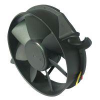 明晨鑫MX8030圆形轴流风扇,直流散热风扇