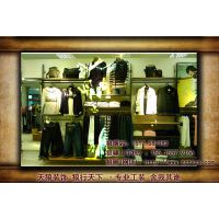 高逼格服装展示柜设计你赚钱的法宝