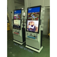 供应全民好印象立式42寸屏幕微信照片打印机。