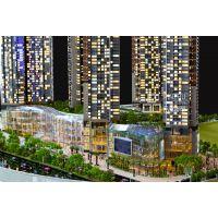 深圳品质模型绿景虹湾1:90房地产建筑沙盘国内最有影响力公司