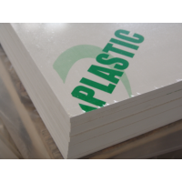 厂家直销力达PVC板 白色PVC塑料板 全新料聚氯乙烯板
