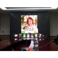 潮州led显示屏贴墙安装的高清P3led电子广告屏幕