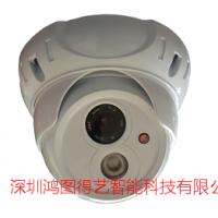 金属大海螺点阵半球红外摄像机红外摄象机监控