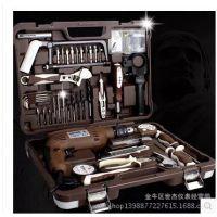 新款奥凯工具箱套装德国设计电工组套五金家用手动组合工具带电钻