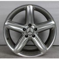 奔驰SL300 SL350 18寸原装进口二手轮毂 拆车钢圈轮圈胎铃