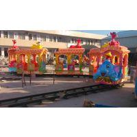海洋火车、玉鑫游乐设备(图)、儿童游乐设备新款火车