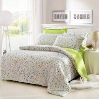纯棉碎花四件套韩式时尚床单被套家纺床上用品一件代发