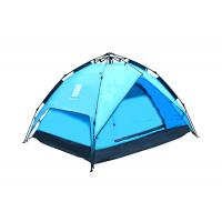 formanshow露营帐篷 3-4人自动帐篷 液压帐篷 双层帐篷