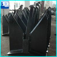 厂家直销优质船锚 大抓力锚 TW型焊接波尔锚 N型波尔锚