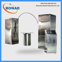 博纳德摆管淋水试验装置,IPX3/IPX4摆管淋雨试验装置