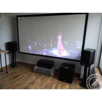 【芙蓉苑】长沙5.1声道客厅家庭影院设计方案