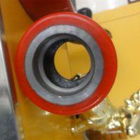 供应全电动、半电动、手拉车配件-龙工叉车专用托盘车红轮E5