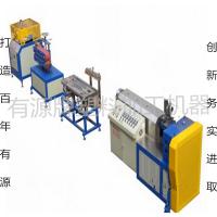 塑料拔管机 塑料管材挤出机 pe水管设备厂家直销