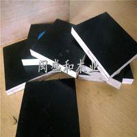 盘锦木模板材质及组成部分?