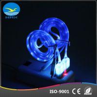 工厂生产发光数据线 LED发光线 V8数据线批发