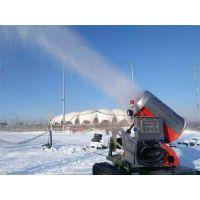 诺泰克造雪机 n-07全自动造雪机高温造雪