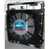 斗山工程机械配件 烟台DL301A装载机散热器价格 水箱液压油散批发