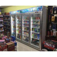 安德利便利店饮料冷藏展示柜
