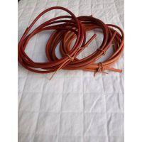 众诚皮件厂 5.8mm 规格 牛皮跳绳 工业圆轮带 头层牛皮绳