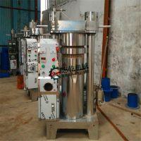 全自动榨油机 立式液压香油机 志乾 车载流动芝麻花生榨油机 致富创业