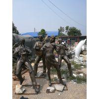 玻璃钢雕塑厂家,加工定做各种人物雕塑,质量过硬