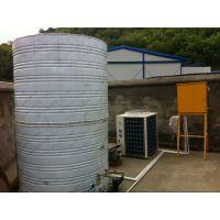 供应成都酒店工厂工地空气能热水器设备成都空气能成套设备设计安装