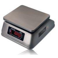 海产业专用不锈钢电子桌秤 带报警装置不锈钢电子桌秤