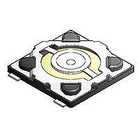 TS-1198 SOFNG 外形尺寸:4.1mm*4.1mm*0.58mm