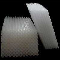 斜管填料*供应张家口优质品牌六角形蜂窝填料*聚氯乙烯(PVC)生产销售部