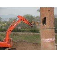 河间市烟囱拆除公司为您提供优质服务
