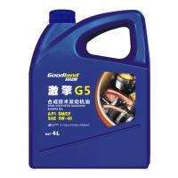固朗系列激擎G5-合成技术发动机油 SM/CF
