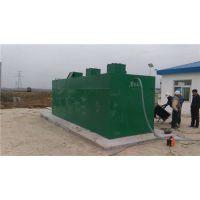 山东潍坊污泥处理地埋式一体化污水处理设备鲁创环保
