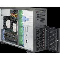 超微7048A-T 双路GPU图形处理工作站