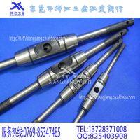 批发圆形丝锥扳手M2-M22全钢体丝攻绞手 新型全钢精磨丝锥铰杠