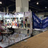 2015年7月美国纽约TEXWORLD国际面辅料展览会