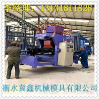 冀鑫JX750壳芯机厂家直销 全自动壳芯机 双工位壳芯机