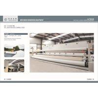 常熟无纺布设备厂家专业产生超宽高速高产复合针刺土工布生产线