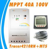 超值MPPT光伏发电系统太阳能控制器TRACER4210RN 40A12V/24V+MT-5