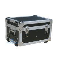 长旅铝合金精密仪器设备箱 铝合金机箱 可定做散热口