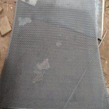 安平旺来供应电厂平台格栅板 平台走道格栅板 防滑踏步板