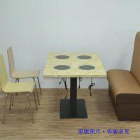 厂家定做韩式CZ-005火锅餐桌,餐桌定做,餐厅餐椅,扬韬!