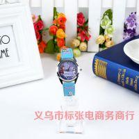 迪士尼冰雪奇缘韩版石英手表  学生礼品手表现货供应